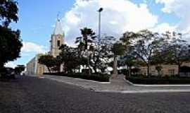 Cruzeta - Praça da Matriz - Centro