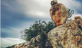 Currais Novos - Currais Novos-RN-Pedra do Caju-Foto:Jefferson Ricardo
