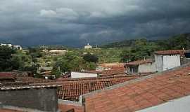 Currais Novos - Currais Novos-RN-Vista parcial da cidade-Foto:Gustavo Seridó