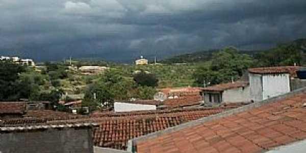 Currais Novos-RN-Vista parcial da cidade-Foto:Gustavo Seridó