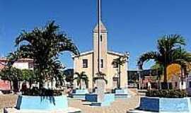 Doutor Severiano - Praça e Igreja em Doutor Severiano-Foto:doutorseverianonews.