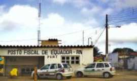 Equador - Posto Fiscal - ICMS, Por Jório de Araujo Oliveira