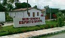 Espírito Santo - Entrada da cidade-Foto:espiritosantornemfoco