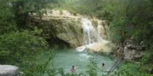 Cachoeira do Caripina Felipe Guerra RN, Por Diogo Ramon
