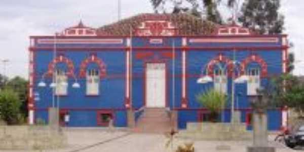 Prefeitura Municipal, Por Elizeth Dantas