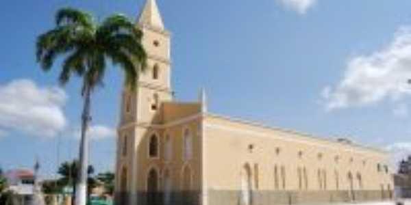 Igreja Matriz de São Sebastiao de Florania, Por Elizeth Dantas