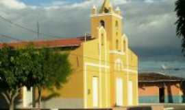 Francisco Dantas - Igreja Matriz da Sagrada Família-Foto:Luís Dellas