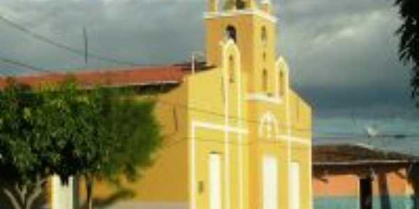 Igreja Matriz da Sagrada Família-Foto:Luís Dellas