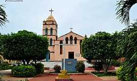 Frutuoso Gomes - Frutuoso Gomes-RN-Igreja Matriz-Foto:Wilson Alcaras