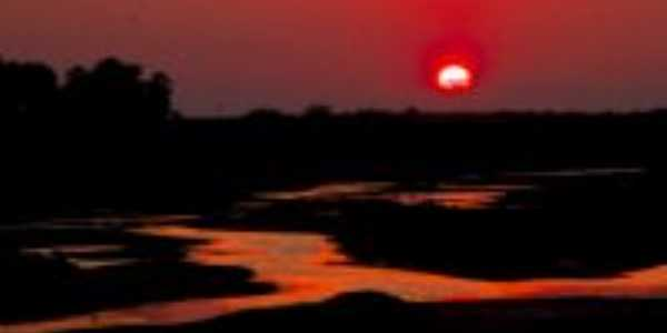 Por do sol, Por Agacê Di Oliveira