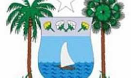 Guamar� - Bras�o do Munic�pio de Guamar�-RN