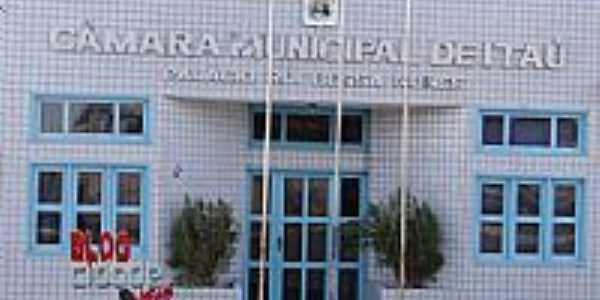 Itaú-RN-Câmara Municipal-Foto:cidadenewsitau.blogspot.com