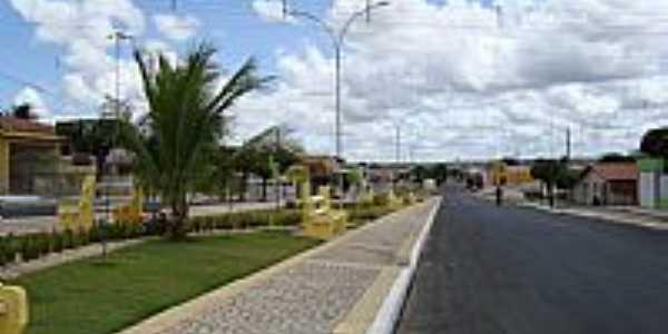 Itaú-RN-Praça Fausto Pinheiro-Foto:Walter Leite