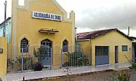 Jaçanã - Igreja Assembléia de Deus em Jaçanã-RN-Foto:Marcelo Edson