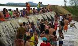 Janduís - Banho no Açude Livramento