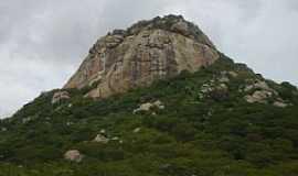 Janduís - Janduís-RN-Serra do Pico-Foto:EVERTON