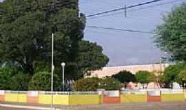 Janduís - Praça Santa Terezinha por Eveton Freitas