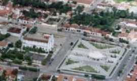 João Câmara - Praça Mosenhor de Freitas em João Câmara-Foto:Iara Vital