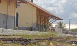 João Câmara - Estação Feroviária de João Câmara, Por Cosme Fernandes de Souza