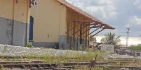 Estação Feroviária de João Câmara, Por Cosme Fernandes de Souza