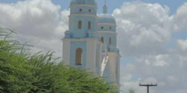 Igreja Matriz de Nossa Senhora Mãe dos Homens, Por Cosme Fernandes de Souza