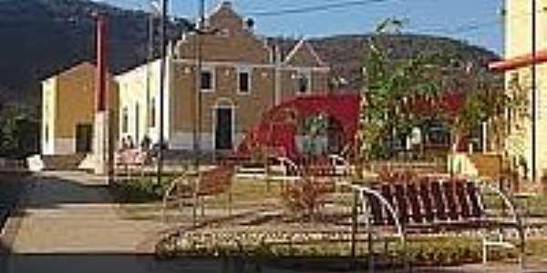 Igreja de São Sebastião em João Dias-Foto:rubequeiroz.