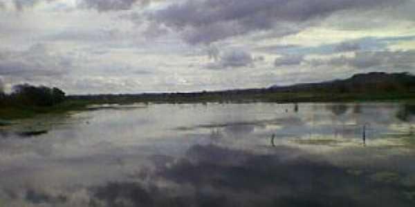 José da Penha-RN-Barragem da Ema-Foto:Ateloucos