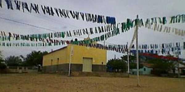 José da Penha-RN-Capela de N.Sra.da Conceição na Vila Carnaubinha -Foto:Ateloucos
