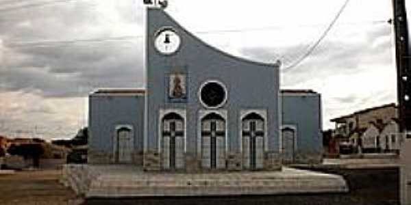 José da Penha-RN-Paróquia de São Francisco de Assis-Foto:pt.wikipedia.org