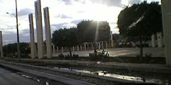 José da Penha-RN-Praça das Almas-Foto:Ateloucos