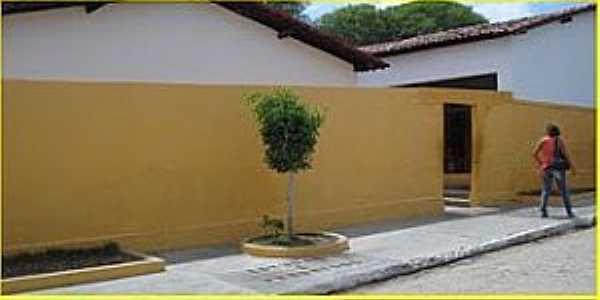 Coruripe da Cal-AL-Escola Municipal Pedro Rodrigues Gaia-Foto:selounicefpalmeiradosindios.