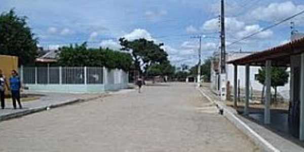 Coruripe da Cal-AL-Rua da Escola Municipal Pedro Rodrigues Gaia-Foto:selounicefpalmeiradosindios.
