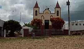 Itapura - Itapura-BA-Igreja Matriz-Foto:Genivaldo de Jesus S…