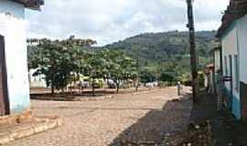 Itapura - Praça velha em Itapura-Foto:Erika Miranda postada porElieser Nunes