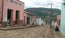 Itapura - Rua de Itapura-Foto:Erika Miranda postada porElieser Nunes