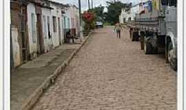 Itapura - Rua do Côco em Itapura-Foto:Erika Miranda postada porElieser Nunes