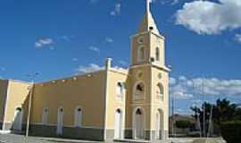 Lagoa Nova - Igreja Matriz de Lagoa Nova-Foto:Wdson