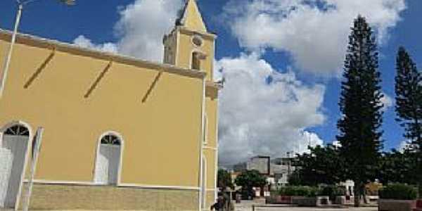 Igreja Matriz de Lagoa Nova - RN