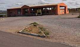 Lajes - Lajes-RN-Terminal Rodoviário-Foto:José Vanderlei