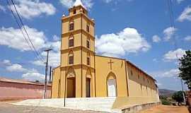 Lajes Pintadas - Lajes Pintadas-RN-Igreja de São Francisco de Assis-Foto:Mapio.net