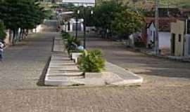 Lajes Pintadas - Praça-Foto:evaniobezerra