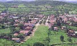 Lajes Pintadas - Vista da cidade-Foto:evaniobezerra