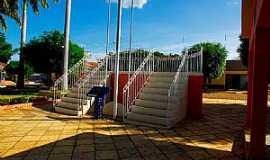 Lucrécia - Lucrécia-RN-Coreto na Praça da Matriz-Foto:Wilson Alcaras