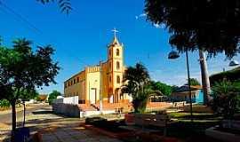 Lucr�cia - Lucr�cia-RN-Igreja Matriz-Foto:Wilson Alcaras
