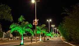 Lu�s Gomes - Entrada da cidade-Foto:franciscomorais