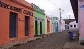 Itaquara - Rua de Itaquara-Foto:SUELI BERNARDO