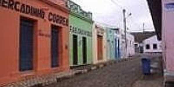 Rua de Itaquara-Foto:SUELI BERNARDO