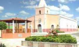 Marcelino Vieira - Igreja Matriz- Foto: Emanuela Medeiros, Por Ivan�cia Lopes