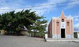 Martins - Martins-RN-Capela de N.Sra.do Rosário-Foto:Walter Leite