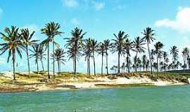 Maxaranguape - Praia da Barra em Maxaranguape